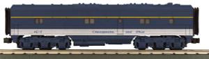Railking 30-20101-3 Chesapeake & Ohio E-3 B Non-Powered