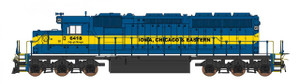 Intermountain-Railway N scale 69324S-01 Iowa, Chicago & Eastern SD40-2 #6404 with DCC/Sound
