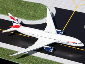 Gemini Jets GJBAW1311 BRITISH AIRWAYS B787-8 (G-ZBJA)