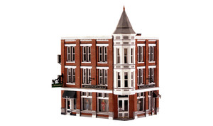 Woodland Scenics BR4938 Davenport Department Store N scale Built-Up