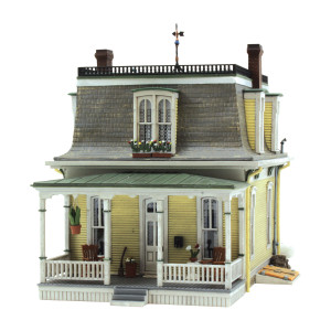 Woodland Scenics BR4939 Home Sweet Home N scale Built-Up