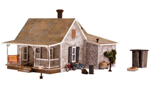 Woodland Scenics BR4933 Old Honestead N scale Built-Up