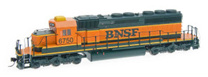 Intermountain 49334-04 BNSF EMD SD40-2, #6750, DCC (No Sound), HO