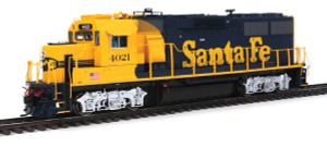 920-48809 Walthers Proto Santa Fe GP60 DC #4021 HO