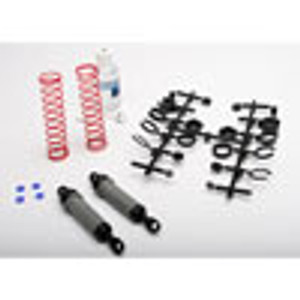 Traxxas 3762A Ultra Shocks, Grey: TMX 3.3, SLH