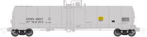 Atlas N 50002072 Dow Chemical ACF 23,500 tank car #40033