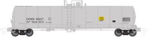 Atlas N 50002074 Dow Chemical ACF 23,500 tank car #40040