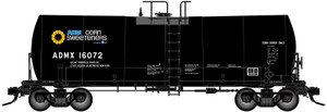 Atlas N 50002083 ADM Corn Sweeteners Trinity 17,600 gal. tank car #17012