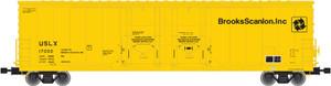 Atlas HO 20003432 Brooks Scanlon Evans 53' Double Plug Door Box Car #17000