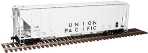 Atlas O 3002363-01 Union Pacific UP #21710 PS 4427 Low Side Hopper 2-rail