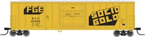 """Atlas N 50002528 Baltimore & Ohio B&O """"Solid Gold"""" FGE 50' Box Car #403089"""