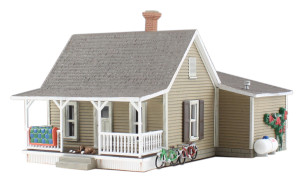 Woodland Scenics BR4926 Granny's House N scale Built-Up