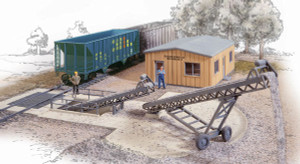 Walthers Cornerstone 933-3519 Bulk Transfer Conveyor HO