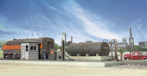 Walthers Cornerstone 933-2908 Diesel Fueling Facility HO