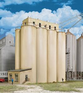 Walthers Cornerstone 933-2942 Modern Grain Elevator HO