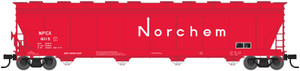 Atlas HO 20003552 Norchem ACF5701 Covered Hopper #6001