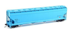 Atlas HO 20003561 Oxy Vinyls ACF5701 Covered Hopper #1602