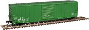 Atlas N 50002412 Burlington Northern FMC 5077 SD Box Car #249966