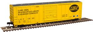 Atlas N 50002424 LEF&C FMC 5077 SD Box Car #1012