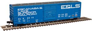 Atlas N 50002421 E&LS FMC 5077 SD Box Car #9015