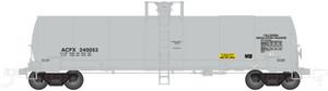 Atlas N 50002386 ACFX 17,360 gal. tank car #240053