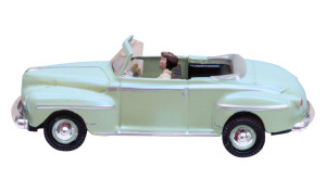 WS Just Plug Lighting JP5594 Cool Convertible HO scale