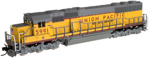 Atlas N 49152 Union Pacific SD-60 #5985 DCC