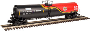 "Atlas O 3006012-02 NS ""First Responders"" 25,500 gal. tank car #490111 2-rail"