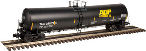 Atlas O 3006009-07 AGP Refined Oil 25,500 gal. tank car #251180 2-rail
