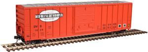 Atlas HO 20003904 Delta Valley & Southern FMC 5347 Box Car #1001