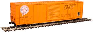 Atlas HO 20003915 New Orleans Public Belt FMC 5347 Box Car #4395