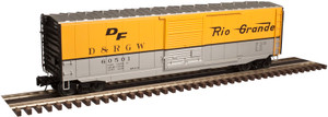 Atlas O 3005704-02 D&RGW Rio Grande #60506 50' PS-1 Box Car 3-rail