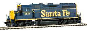 920-42151 Walthers/Proto Santa Fe GP35 #1415 DCC & Sound HO scale