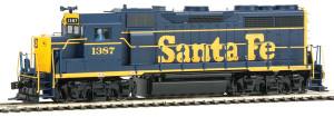 920-49150 Walthers/Proto Santa Fe GP35 #1387 DC HO scale