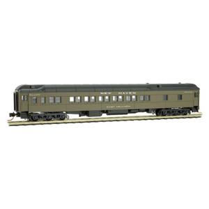 """Micro-Trains 142 00 100 New Haven Heavyweight Sleeper Car """"East Columbia"""" N scale"""