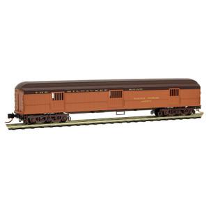 Micro-Trains 149 00 120 Milwaukee Road Heavyweight Horse Car N scale