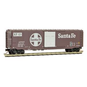 Micro-Trains 077 00 260 Santa Fe 50' Standard Box Car #43045 N scale