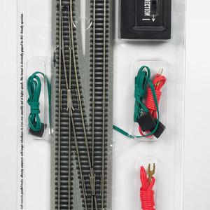 Bachmann N 44875 LH Single Crossover Track Nickel Silver EZ-track