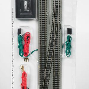 Bachmann N 44876 RH Single Crossover Track Nickel Silver EZ-track