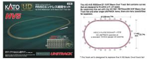 Kato 3-115 HV5 Basic Oval Set HO