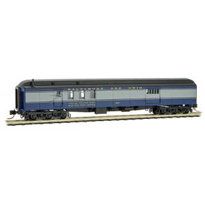 Micro-Trains 148 00 090 Baltimore & Ohio Heavyweight Mail/Baggage Car N scale