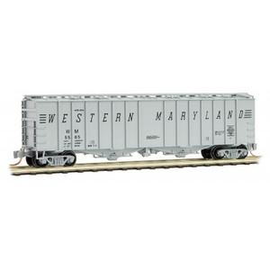 Micro-Trains 098 00 060 Western Maryland 50' Airslide Hopper #5565 N scale