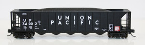 FVM 83601-10 Union Pacific 5-bay Rapid Discharge Hopper #34043 N scale