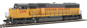 Walthers Mainline 910-9710 Union Pacific EMD SD60M #2426 DC HO