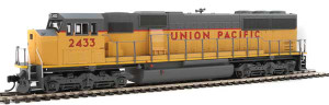 Walthers Mainline 910-19710 Union Pacific EMD SD60M #2433 DCC/Sound HO