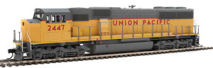 Walthers Mainline 910-19711 Union Pacific EMD SD60M #2447 DCC/Sound HO