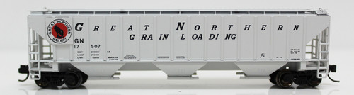 Fox Valley 85206-2 GN 4740 Covered Hopper #171516 N Scale