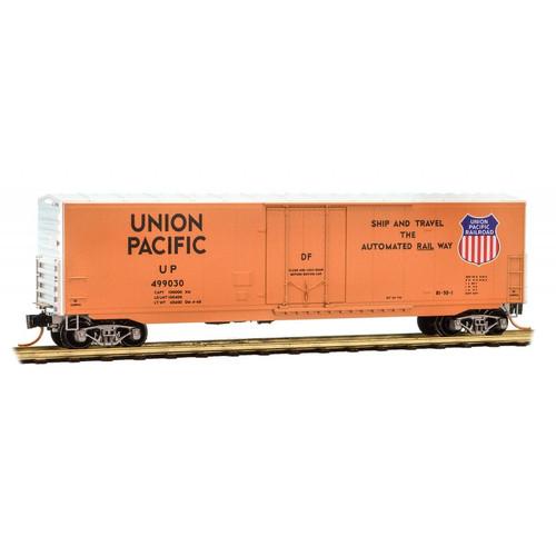 Micro-Trains 181 00 040 Union Pacific #499030 50' Box Car N scale