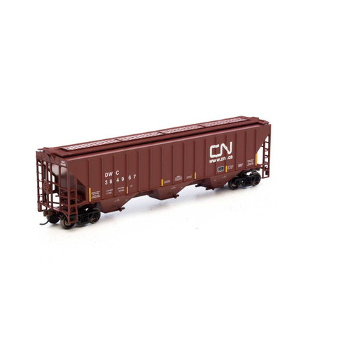 Athearn RTR 14703 DWC/CN PS 4740 Covered Hopper #384967 HO
