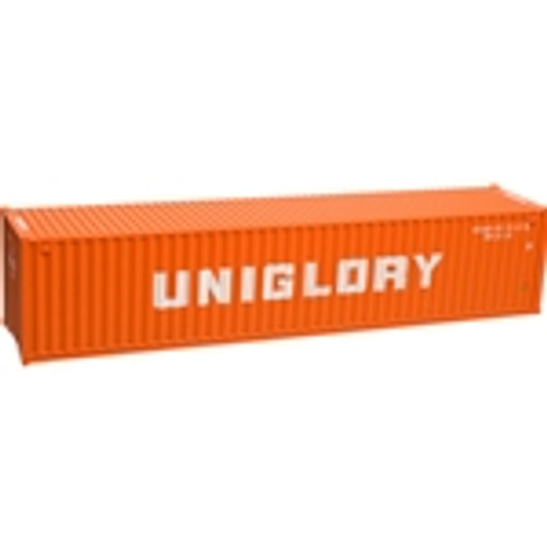 Atlas N scale 50003858 Uniglory 40' Container Set 1
